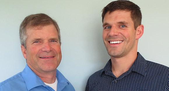 Photo of John and Jesse Green